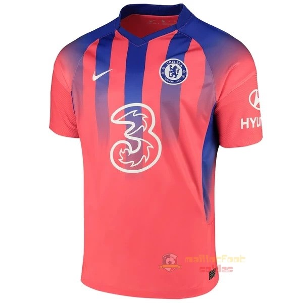 Vente De Maillot De Foot Third Maillot Chelsea 2020 2021 Orange